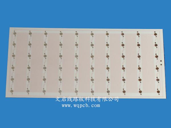 LED大功率路灯铝基板单面铝基板