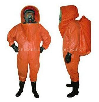 heavy type chemical protective s