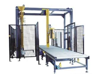 供应全自动在线式缠绕机,全自动在线式缠绕机技术特性
