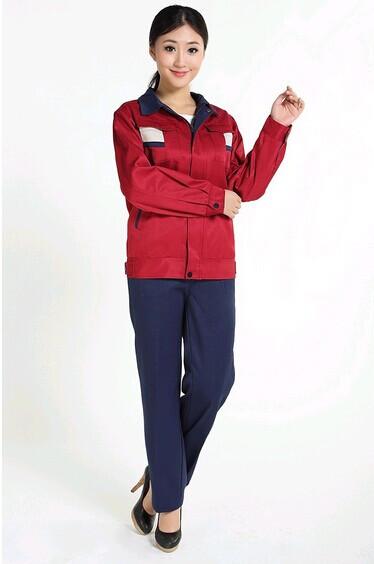广州订做工装定做 裕晖鸿服装订做工装