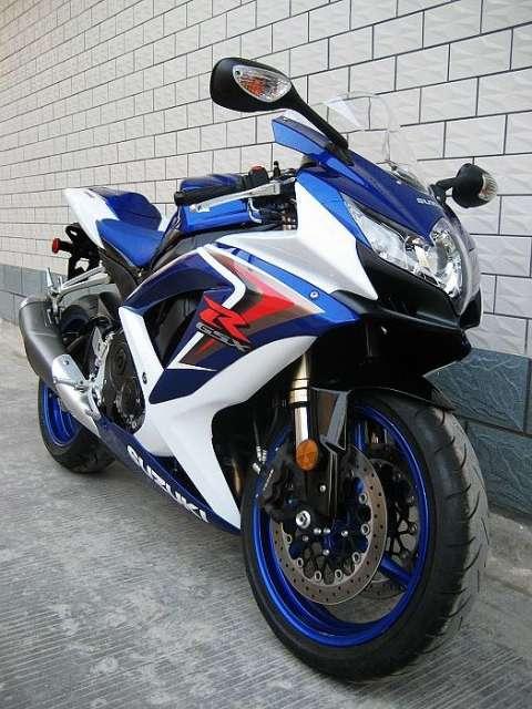 铃木GSX600R摩托车跑车2500元