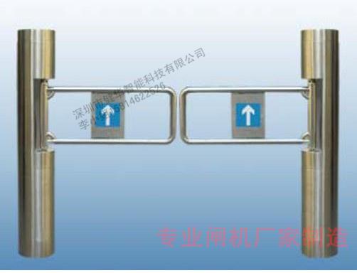 商场专用圆柱护栏摆闸