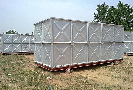 装配式镀锌水箱厂家_腾翔水箱选材精良,质量卓越