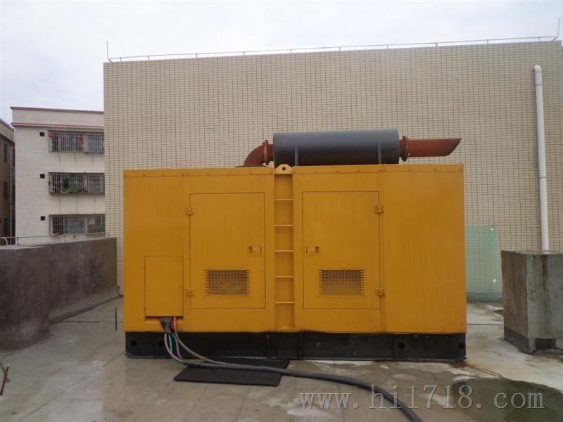 烟台柴油发电机出租