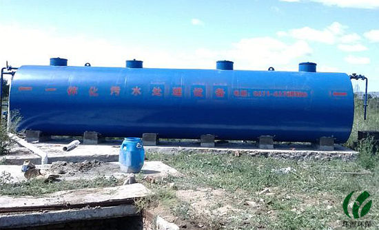 环源环保屠宰猪牛羊污水处理设备 【一体化设备】