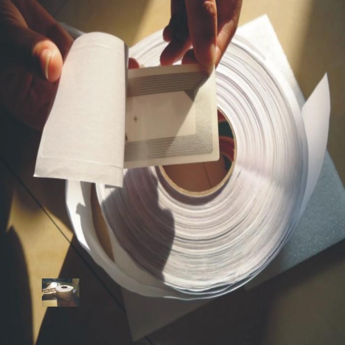 原装S50 电子标签,不干胶纸质标签 电子标签读写器 RFID读