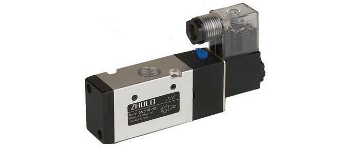电磁阀气控阀二位三通3v图片
