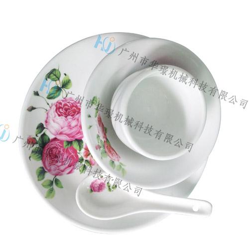 广州潮州陶瓷餐具 陶瓷碗 盘子 味碟