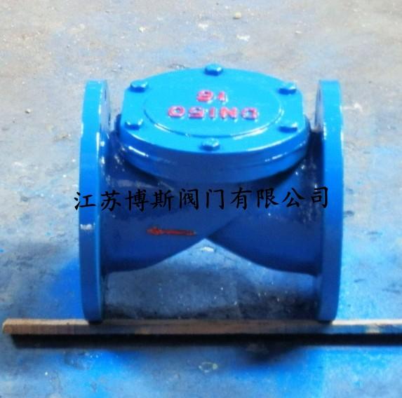 HC44X-16橡胶瓣止回阀