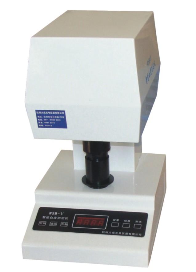 数显白度仪WSB-V光谱特性