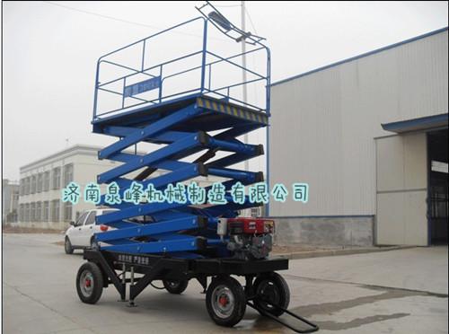 安徽液压升降机#合肥升降平台|简易升降货梯|