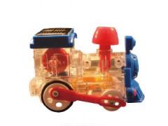 儿童学龄玩具太阳能玩具小火车