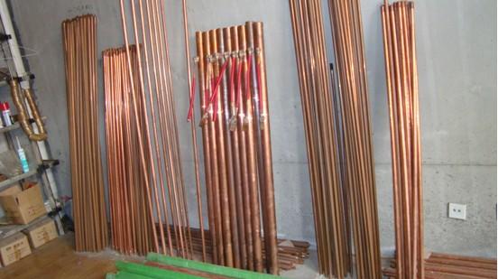 河南铜包钢接地棒,阴极保护接地系统