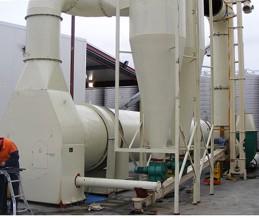 脱硫石膏烘干机拓展海外市场迫在眉捷