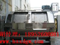 贵州贵阳大型工业洗衣机二级三角胶带传动无噪音运行平稳安全可靠