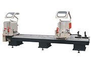专业提供塑钢铝合金门窗加工设备质高价优
