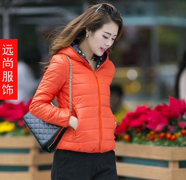 冬季大码加厚外套羽绒棉服短款上衣冬装棉衣韩版