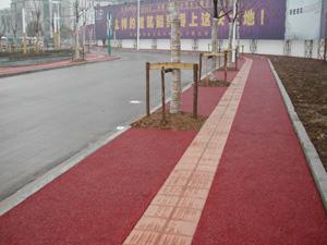 绿道施工/承包绿道工程/自行车道