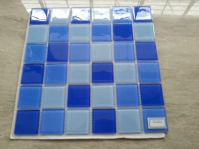 佛山水晶马赛克厂家专业供应 泳池优惠