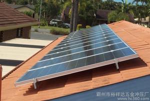 光伏支架厂家配件 太阳能光伏支架