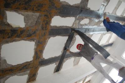 安徽房屋混凝土梁板粘贴碳纤维布加固公司