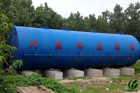 浙江纺织印染厂污水处理设备 一体化设备