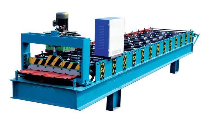 找900型彩钢板压型设备到顺昌通