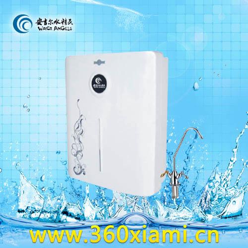安吉尔水精灵壁 挂 超 滤 型 净 水 器 400D