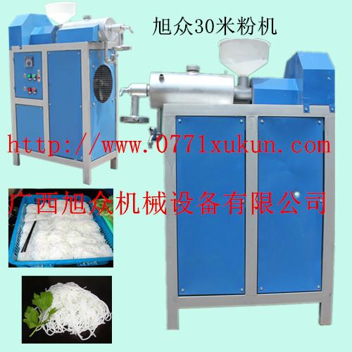 旭众米粉机器 专业生产可做米粉机器