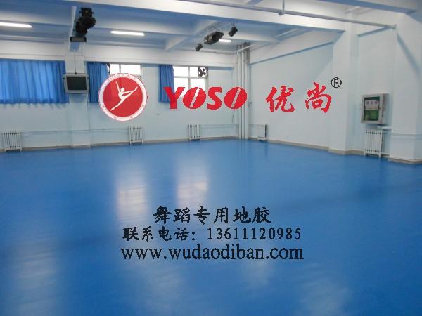 重庆舞蹈地板批发、pvc舞蹈地板 新型的舞蹈建材产品