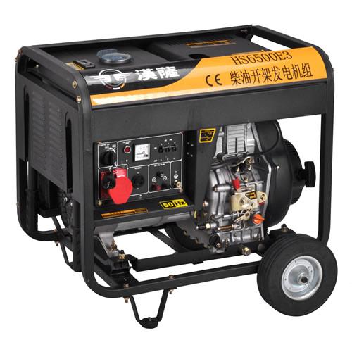柴油发电机家庭必备