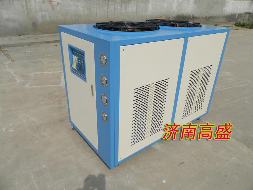 挤出模具冷水机注塑模具冷水机浇注模具冷水机高盛风冷冷水机