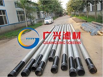 降水井滤水管,绕丝管,过滤网管