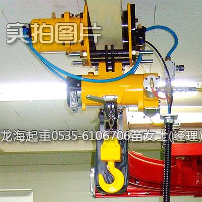 韩国KHC环链气动葫芦【250kg~3T现货】龙海正品代理