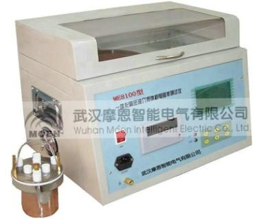 ME8100 绝缘油介质损耗测试仪
