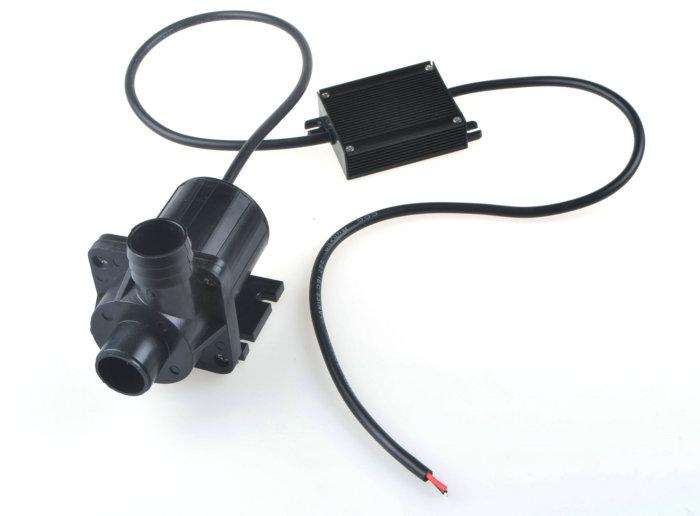 微型热水 高温直流潜水泵DC50A 12/24V电压