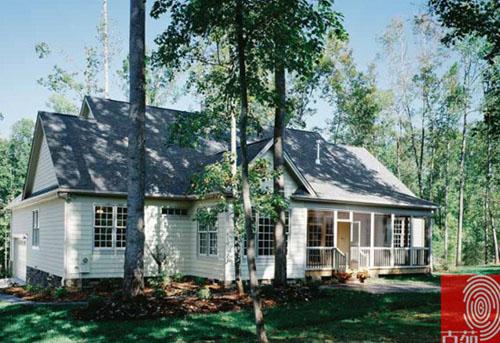 欧式木屋别墅什么款式好图片