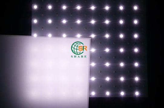 各种厚度光面PC扩散板代加工厂家