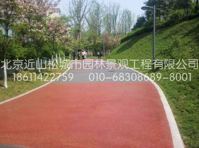 北京近山松城市园林景观工程有限公司
