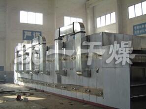 山药干专用多层带式干燥机