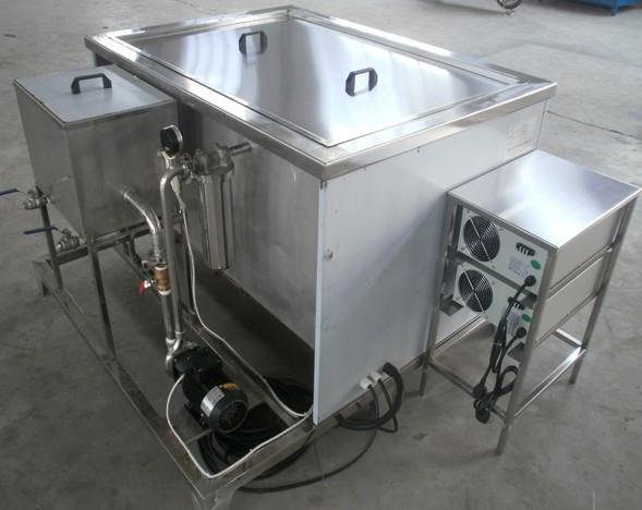 封闭式全自动喷淋清洗机|汽车减振器零件清洗机