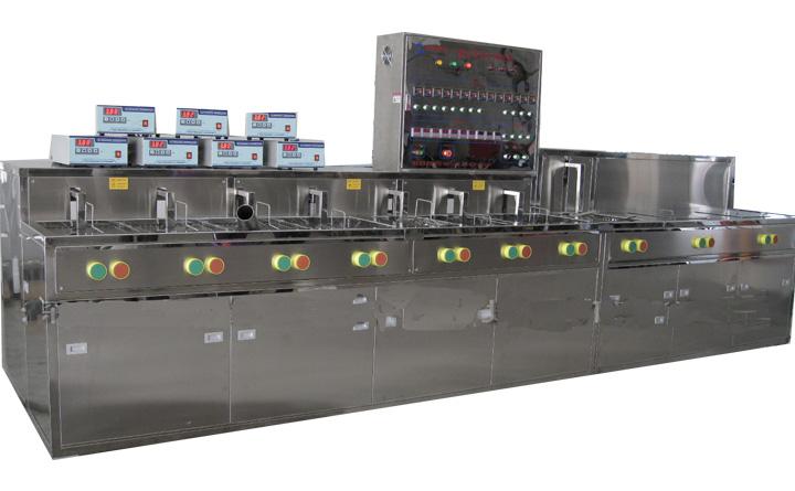 减震器零件超声清洗机|重型汽车零配件清洗机
