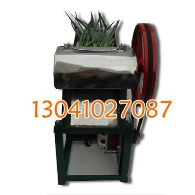 切韭菜机|切韭黄机器|韭黄切段机|蒜苗切段机|小型切叶菜类机器