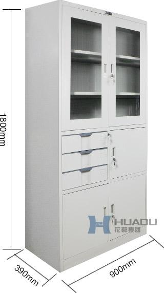 铁皮移门文件柜-组合文件柜-武汉文件柜-【花都文件柜】