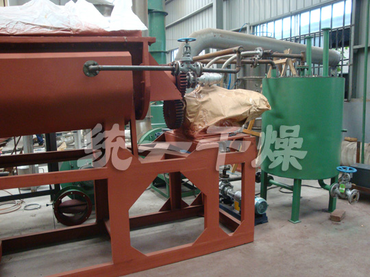 丹宁渣烘干设备,丹宁渣空心桨叶干燥机,丹宁渣干燥机