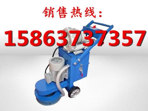 室内施工必备的环氧无尘打磨机 地坪工程必需品无尘研磨机 质量最好