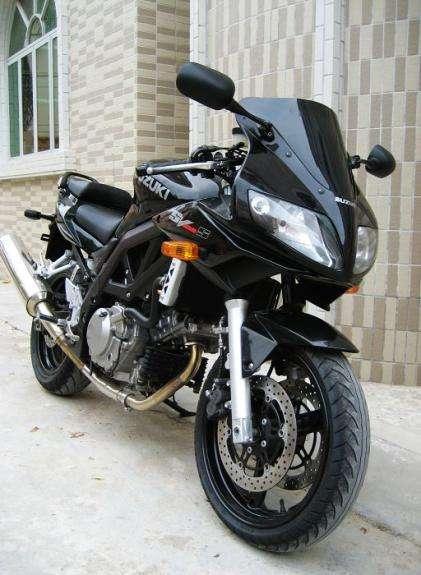 铃木SV650S 铃木摩托车跑车价格