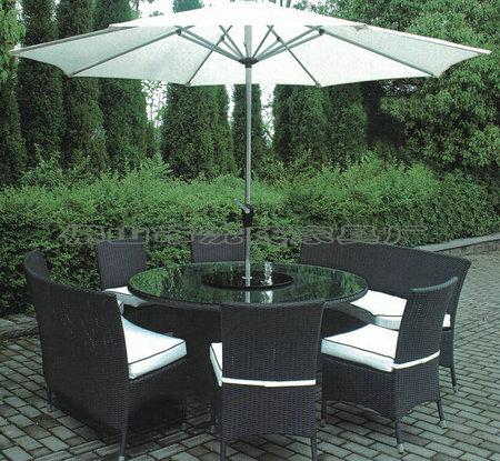 生产销售户外花园家具
