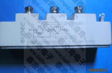英飞凌IGBT模块逆变驱动器BSM200GB60DLC