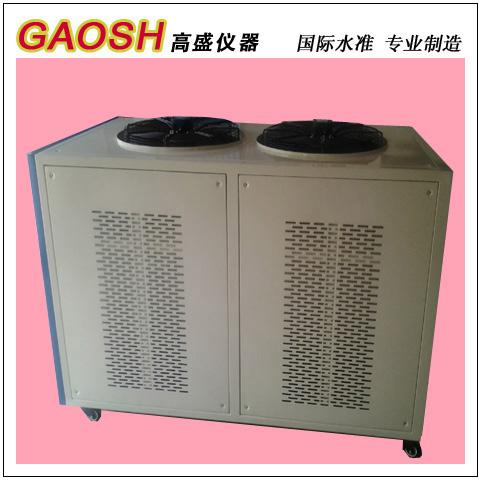 印刷冷水机高盛风冷式冷水机专业品牌